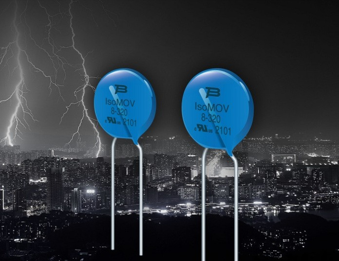 Bourns IsoMOV protectors redefine MOV protection technology